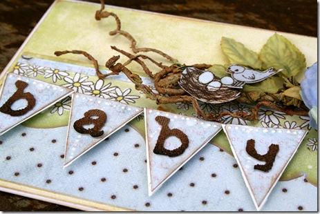 Baby banner card NicH 3