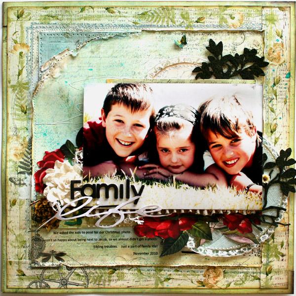 Family life small
