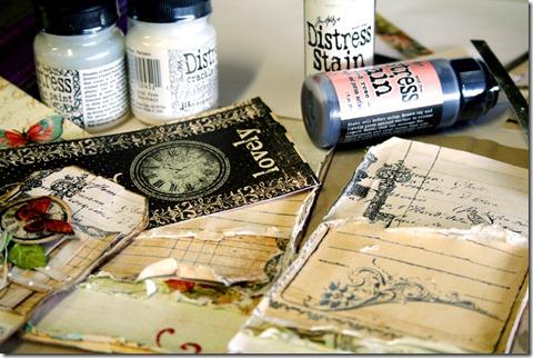 Ready set distress supplies sneak