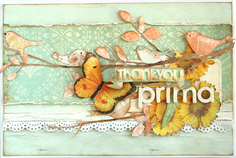 Prima thank you card sm