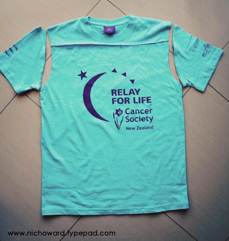 Tshirt relay 2