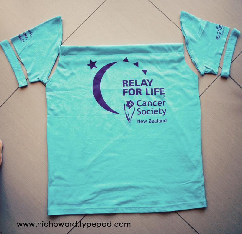 Tshirt relay 3