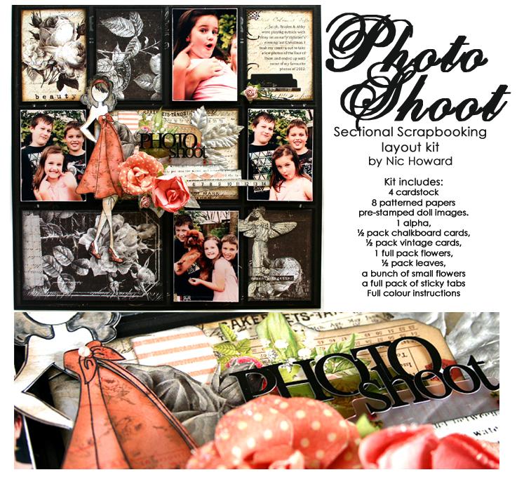 Photo shoot promo image