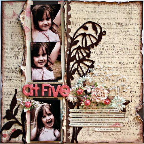 At Five